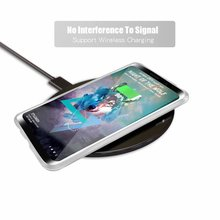 The second generation 360 shockproof metal bumper tempered Glass magnetic Adsorption FOR SAMSUNG Galaxy note 8