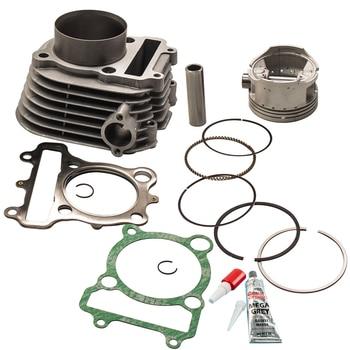 Cylinder Piston Gasket Kit For Yamaha Bear Tracker 250 Cylinder Piston Gasket Kit 1999-2004 4BD-11310-01-00