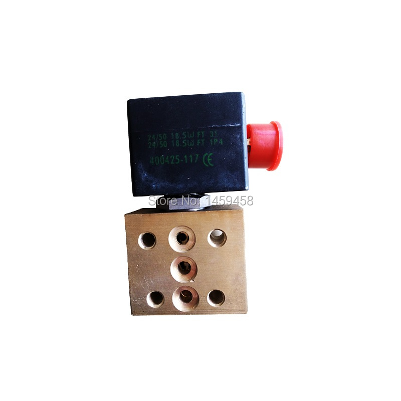 Free shipping alternative AC magnetic valve solenoid valve 1089059024(1089 0590 24) with 145PSI
