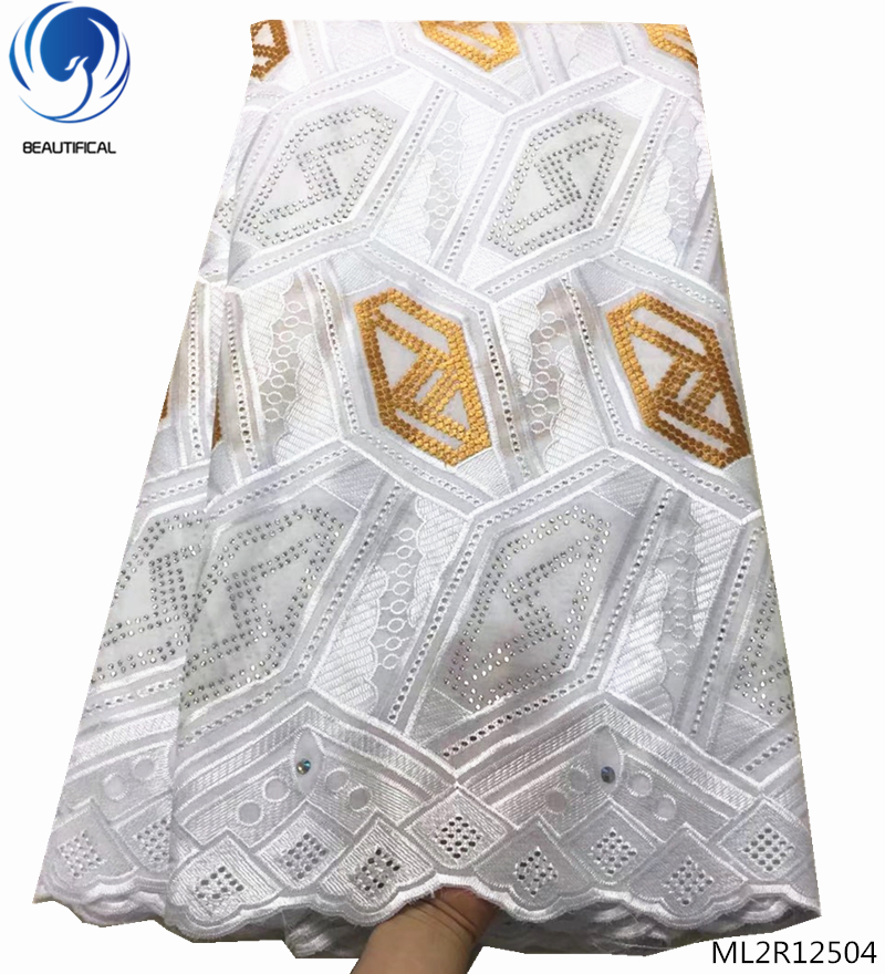 BEAUTIFICAL african swiss voile lace austria african eyelet voile lace swiss voile lace embroidered fabric free