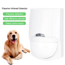 PIR Motion Sensor Passive Infrared Detector Alarm Security System for Smart Home(China)