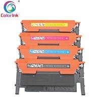 ColorInk 1Pack Compatible CLT K404S toner cartridge for Samsung C430 C430W C433W C480 C480FN C480FW C480W printer toner kit