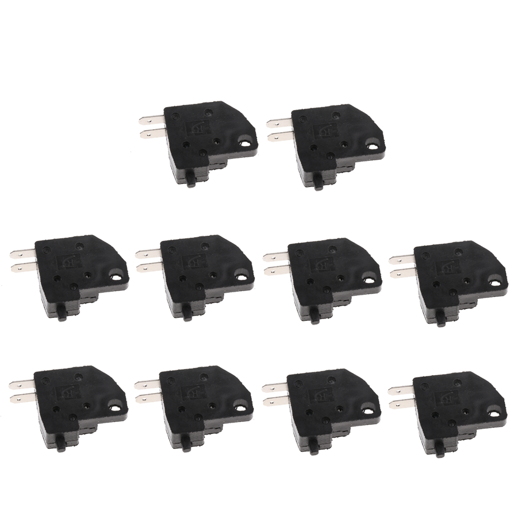 Universal Right Front  Lever Brake Switch For Motorcycle Stop Light Scooter