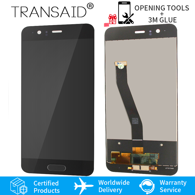 5.1 tested screen for huawei p10 lcd screen digitizer assembly display repalcement