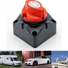 300A 600A универсальный авто Батарея разъединение изолятор выключатель для морского катера автомобиля транспортных средств грузовик вкл