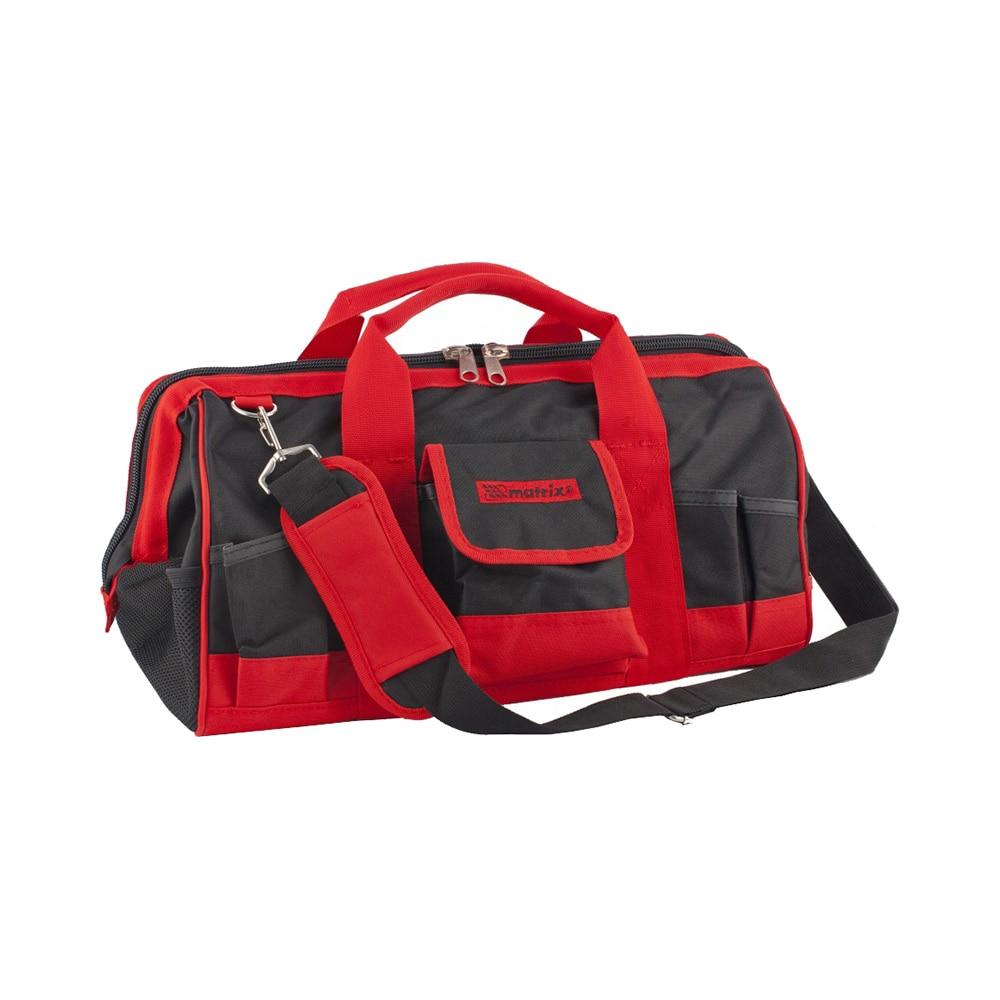 Tool Case MATRIX 90256 Instrument Case Polyester Case