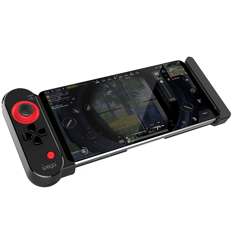 IPEGA PG - 9100 Game Controller Unicorn Wireless One-Handled Bluetooth Gamepad Singleside Joystick for Android Phones Tablet 5