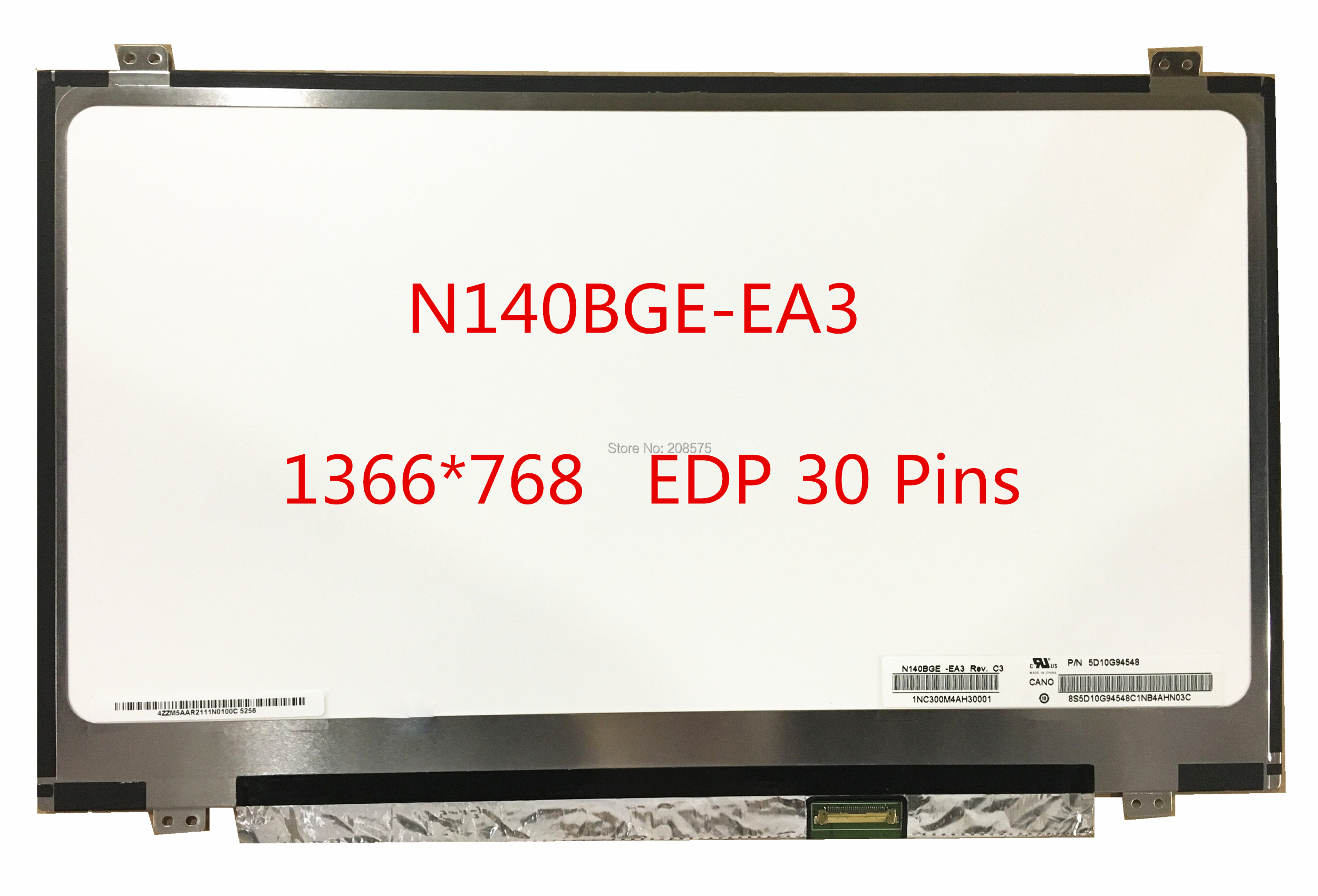 Free Shipping N140BGE-EA3 N140BGE EA3 B140XTN02.E B140XTN02.4 LP140WH8 TPC1 N140BGE- E33 B140XTN02.A B140XTN02.D 30 PinsFree Shipping N140BGE-EA3 N140BGE EA3 B140XTN02.E B140XTN02.4 LP140WH8 TPC1 N140BGE- E33 B140XTN02.A B140XTN02.D 30 Pins