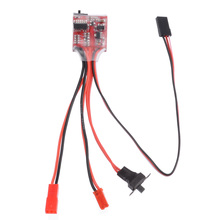 New Sale 30A 4-8V Mini Brushed Electric Speed Controller ESC Brush Electronic Motor Speed Controller For RC Car brand new japan genuine speed controller as1311f m5 04