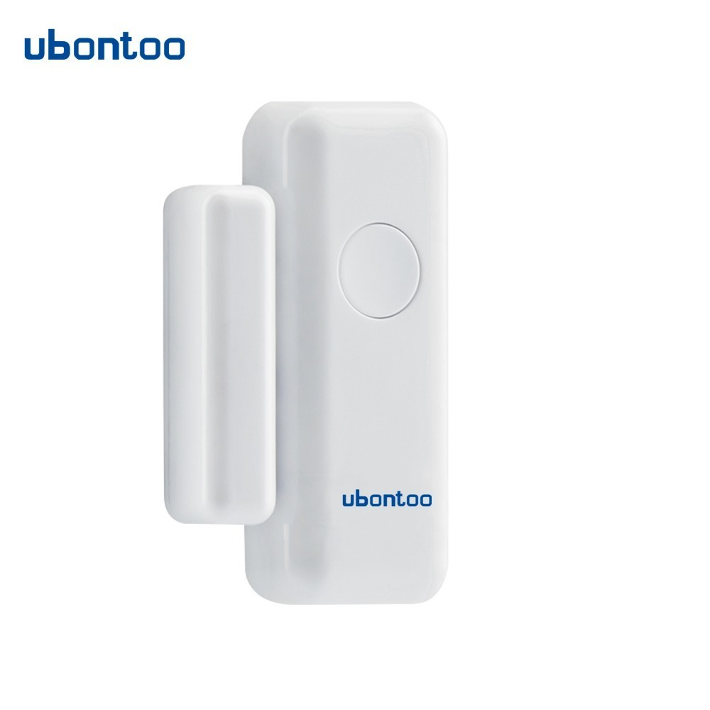 Ubontoo 10 pièces de Fenêtre Sans Fil Capteur D'aimant De Porte Détecteur De Capteurs D'alarme Maison Intelligente Détecteurs Pour ubontoo Système D'alarme - 5
