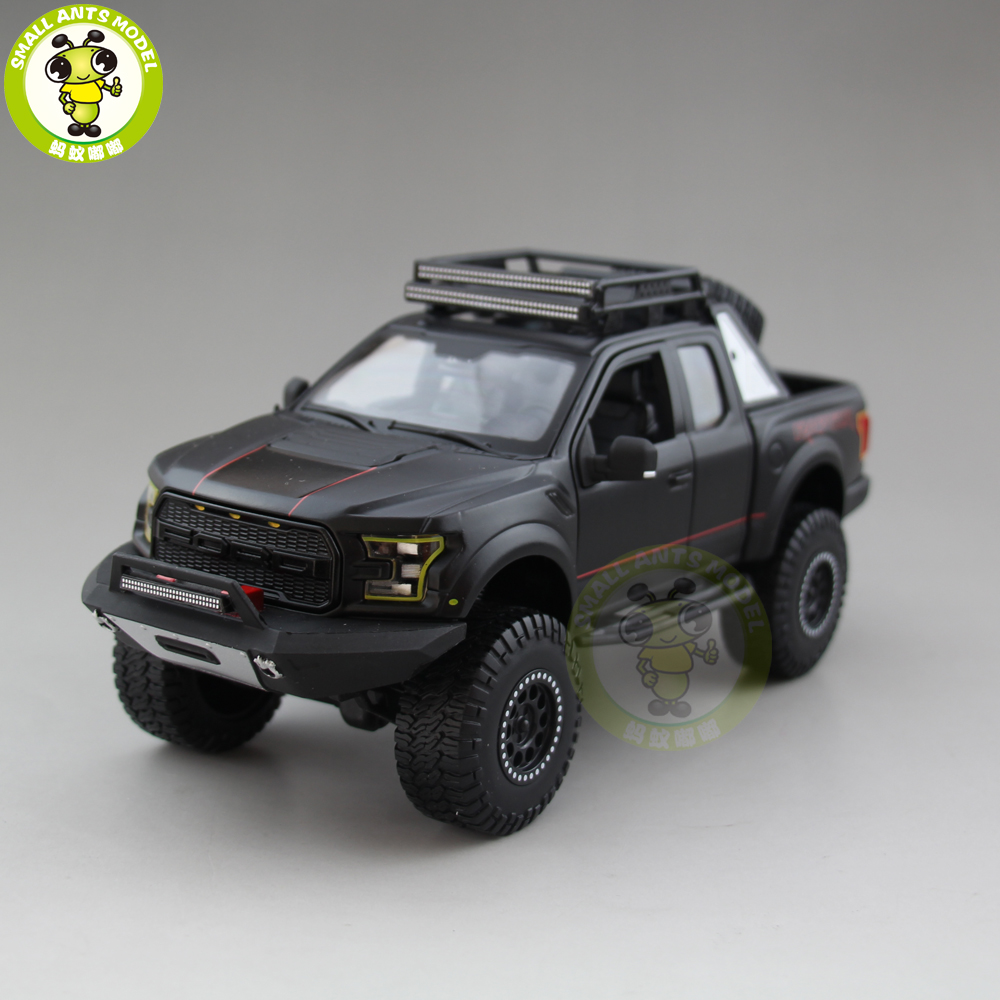 1/24 Maisto Ford F150 F 150 Raptor 2017 SUV Trucks Pickup Diecast Metal Car Model Toys kids Boy Girl Gift Collection Hobby