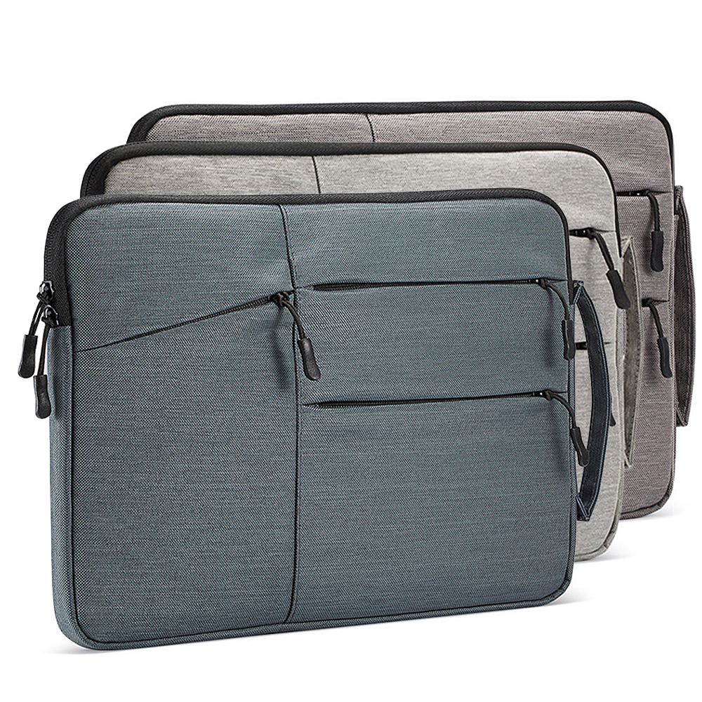 NEW Laptop Bag Notebook Bag 13.3 15.6 Case For 2018 New Macbook Pro 13 15 Laptop Sleeve 11 12 13 14 15 Inch Men Women Handbag