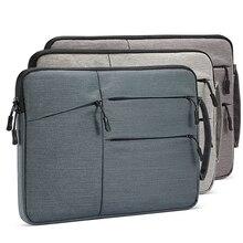 NIEUWE Laptop Tas Notebook Tas 13.3 15.6 Case Voor Macbook Pro 13 15 Laptop Sleeve 11 12 13 14 15 inch Mannen Vrouwen Handtas 2019 Nieuwe