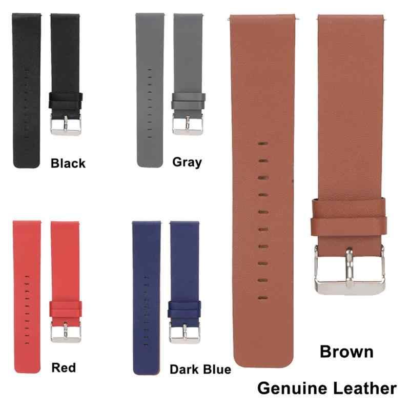 חכם שעון אמיתי עור החלפת שעון יד בנד עור אמיתי/עור מלאכותי Materialfor Fitbit Blaze