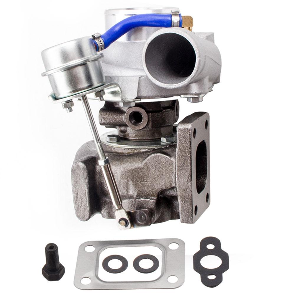 T25 T28 GT25 GT28 GT2871 GT2860 SR20 CA18DET Turbo universale 1.8-3.0L Piccolo turbocompressore raffreddato ad acqua AR.64 / AR.60 400BHP