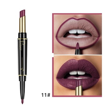 Fashion Lip Liner New Women Double-end Lasting Lipliner Pencil Waterproof Long Lasting Sexy Lip Liner Beauty Matte Liner Pen