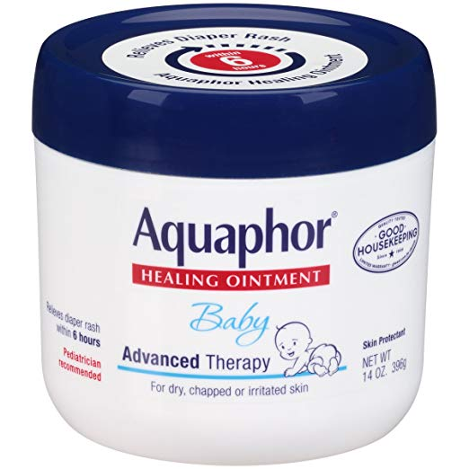 Aquaphor Baby Healing Ointment Advanced Therapy Skin Protectant 14 Ounce 396g 99g