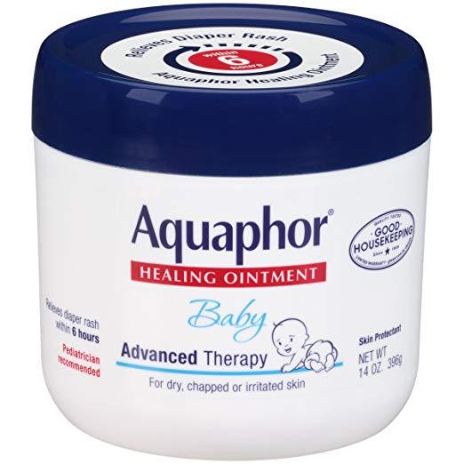 Aquaphor bébé soin onguent thérapie avancée protecteur de la peau, 14 onces 396g/99g