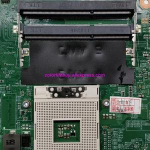 Image 3 - Genuino CN 0Y6Y56 0Y6Y56 Y6Y56 HM57 DDR3 09909 1 48.4HH01.011 Scheda Madre Del Computer Portatile Mainboard per Dell Inspiron N5010 Notebook PC