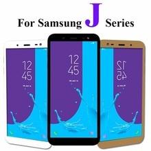 цены j2 prime Tempered Glass Screen Protector case for Samsung Galaxy J3 J5 J7 2017 J2 Pro J4 J6 J8 2018 A5 6 Prime Glass Film Cover