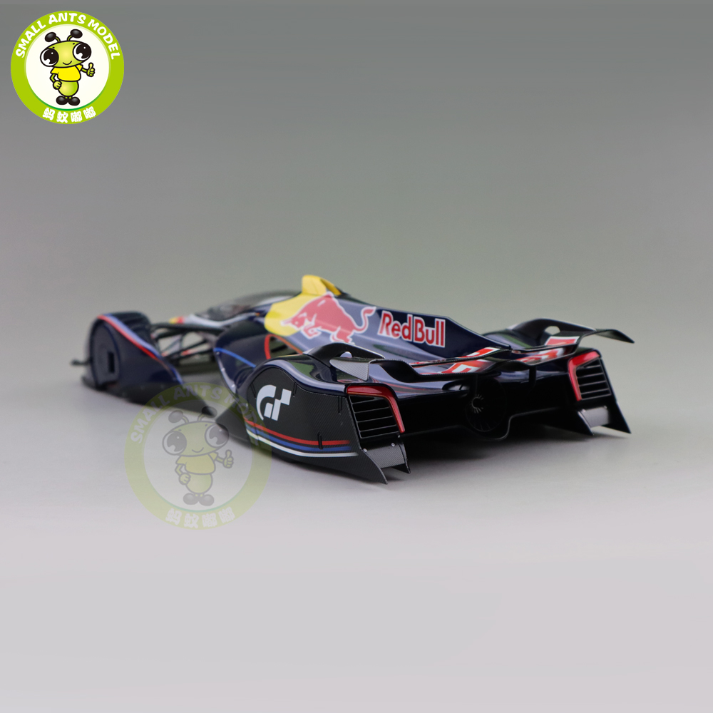 1/18 AUTOART 18118 RED BULL X2014 FAN CAR SEBASTIAN VETTEL Car model toys kids Gifts collection-in Diecasts & Toy Vehicles from Toys & Hobbies    2