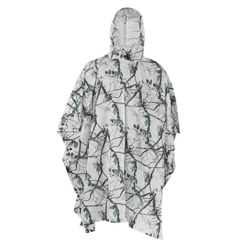 9274ec9776b9a Hunting Ghillie Suits Snow Bionic Camouflage Hunting Tactical Fishing  Clothing Ghillie Suit Photography Wild Snow Ghillie
