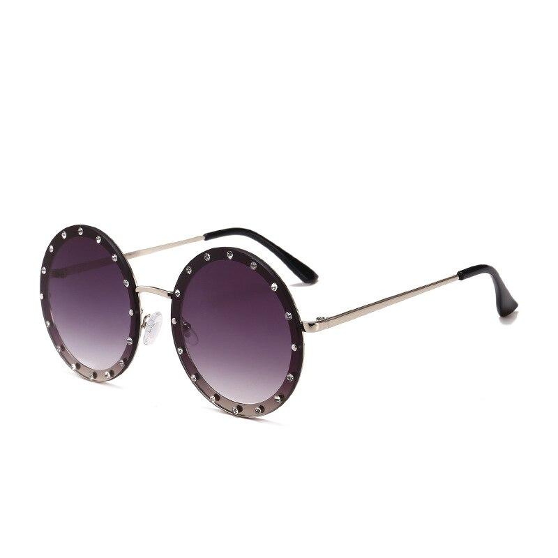 9 Trend Sonnenbrille 5 Runde 7 8 Gläser 6 10 Polarisierte Der Frauen 12 11 Neue Sunglassesfad1 2019 0xzHqOz