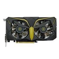 Лидер продаж Asl видеокарта Geforce Gtx1050 Warhawk 2 Гб 128Bit Gddr5 Nvidia 7008 МГц 1354-1455 МГц Pci Express 3,0 изображений карта для игр/