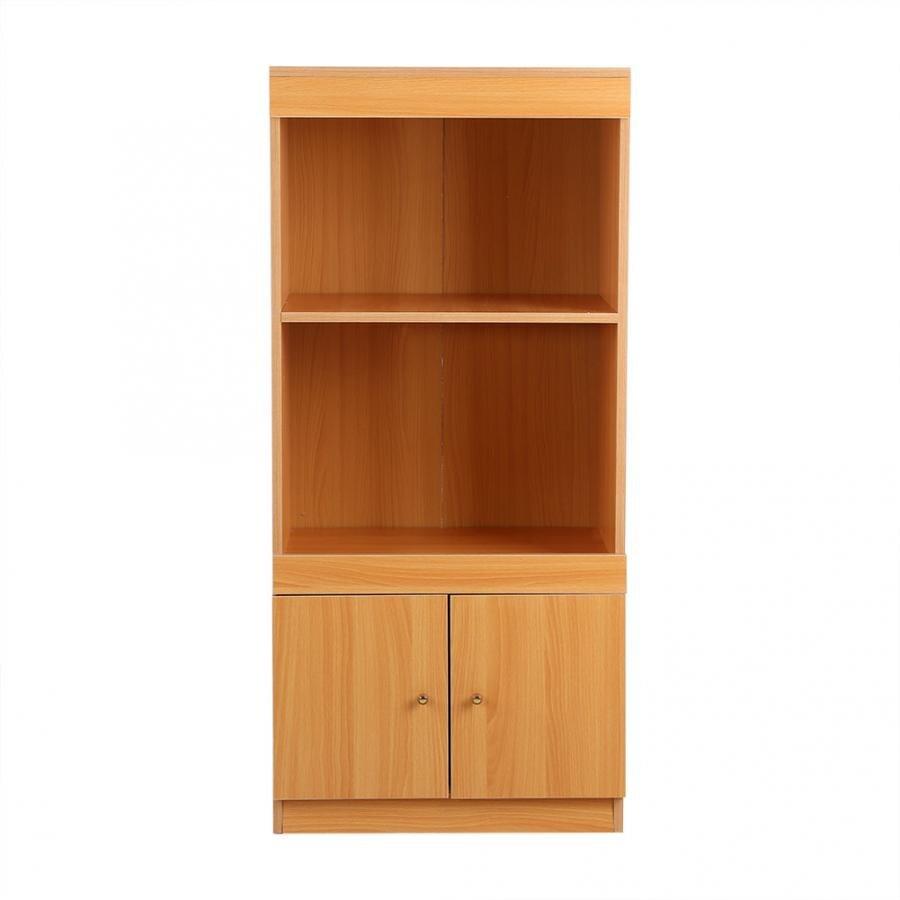 Modern Wooden Filling Cabinet Storage Shelf Bookcase