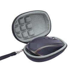 BEESCLOVER Portable Travel Durable Case for Logitech MX Master/Master 2S Wireless Mouse Storage bag r57
