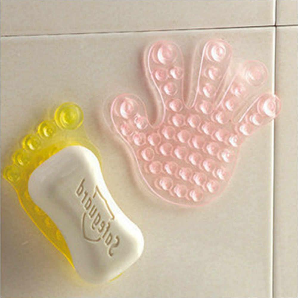 1 sztuk silne dwustronne ssania Palm pcv przyssawka podwójne magia plastikowe Sucker łazienka zabawki dla dzieci dłoni najnowszy zabawki do kąpieli