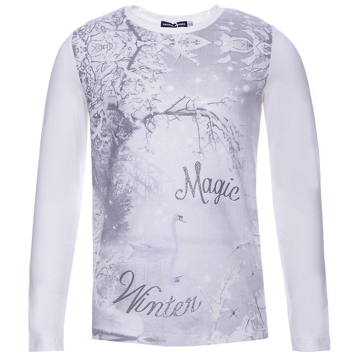 Original Marines Hoodies & Sweatshirts 10245541 Cotton Girls Casual children clothing girl hoodies