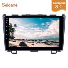 """Seicane 2Din 9 """"Android 8,1 автомобилей радио головное устройство мультимедийный проигрыватель для 2006 2007 2008 2009 2010 2011 Honda CRV gps стерео"""