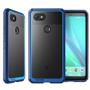 Image 4 - For Google Pixel 2 XL Case (2017 Release) SUPCASE UB Series Premium Hybrid TPU Bumper + PC Clear Back Case Protective Cover