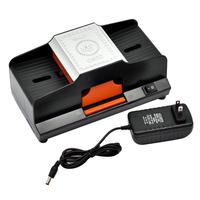 Professional Card Shuffler 1 2 Decks High Speed Automatic Plastic Shuffling Machine Playing Card Games Shuffler