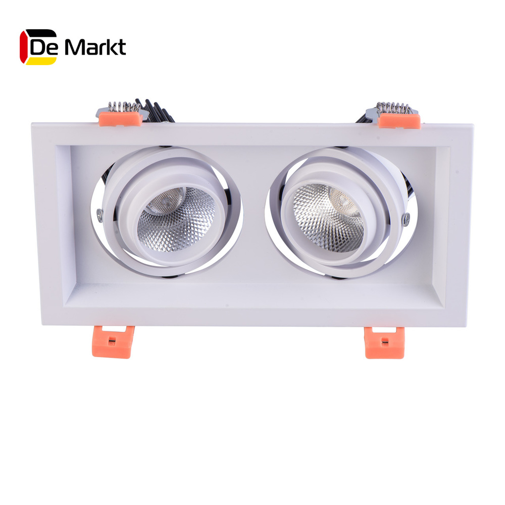 LED Bar Lights De Markt 637016202 lamp Mounted On the Indoor Lighting lamps mabor 2pcs 2w led solar lamps lighting powered pull wire cord switch lights outdoor