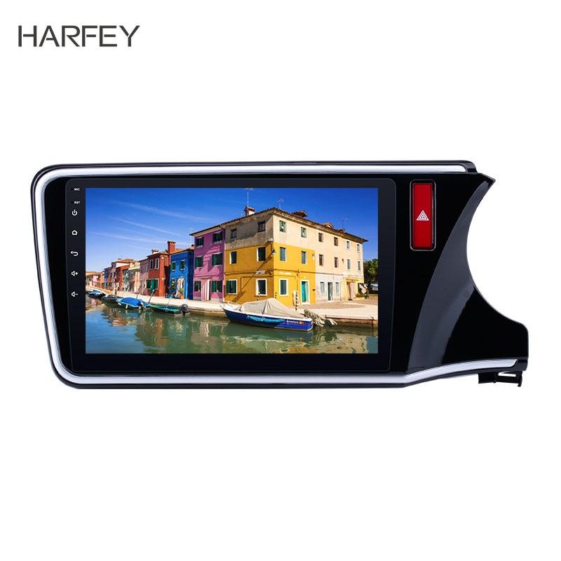 Harfey 10.1Android 8.1 for 2014 2015 2016 2017 HONDA CITY RHD Radio car multimedia player with 3G WIFI Bluetooth SWC GPS naviHarfey 10.1Android 8.1 for 2014 2015 2016 2017 HONDA CITY RHD Radio car multimedia player with 3G WIFI Bluetooth SWC GPS navi