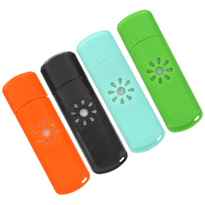 Image 4 - Auto Lufterfrischer USB LED Auto Aromatherapie Diffusor ohne Ätherisches Öl Auto Dekoration Mini Aroma Ätherisches Öl Luftbefeuchter