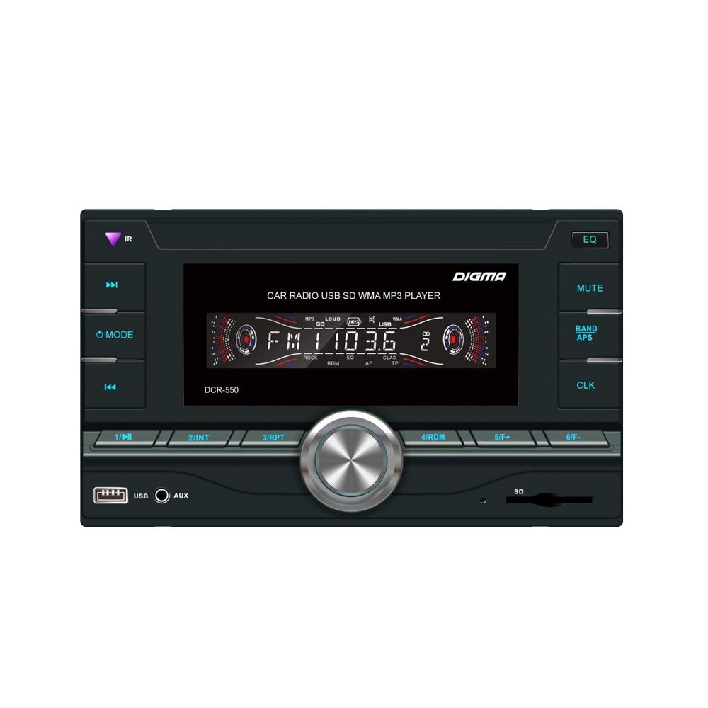 Car Radios Digma DCR-550 Automobiles & Motorcycles Car Electronics Car Radios car radios digma dcr 390g automobiles