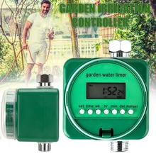 Irrigation Controller Garden Rain Water Sensor Timer Automatic Flower Spray  Timing Sprinkler Garden