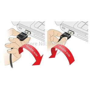 Image 5 - CY Chenyang USB 2.0 Male to Female Extension Cable Reversible Design Left & Right Angled 90 Degree 100cm