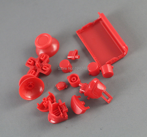 Image 5 - 18 Colors Optional L1 R1 L2 R2 Trigger Buttons Set replacement for PS4 Pro controller for PS4 4.0 JDS 040 JDM 040 Buttons Kit