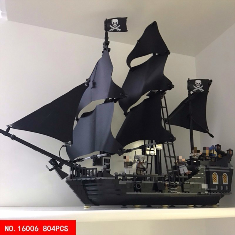 804pcs Will Film Series Increase Le After Alpinia Oxyphylla Science And Spelling New Toys 16006 The Black Pearl Children804pcs Will Film Series Increase Le After Alpinia Oxyphylla Science And Spelling New Toys 16006 The Black Pearl Children
