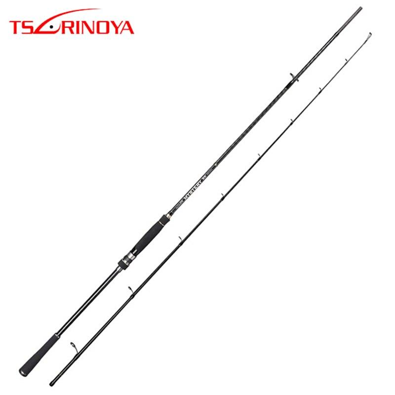 TSURINOYA Fishing Rods MYSTERY 2.4m/2.7m MH Power Spining Sea bass Rod Long Casting RodTSURINOYA Fishing Rods MYSTERY 2.4m/2.7m MH Power Spining Sea bass Rod Long Casting Rod