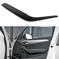 1 Pair Car Interior Inner Door Panel Handle Pull Trim Cover for X1 E84 2010 2016 Car Styling Auto Car Accessory Door Handles