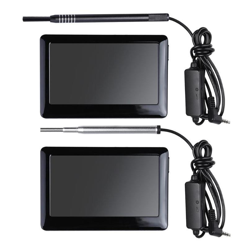 4.3 Inch LCD Screen Photo/Video Endoscope Borescope Inspection Camera DVR LED Detector Бороскопы