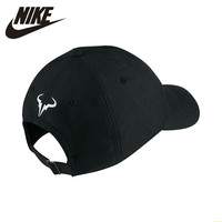 Nike New Arrival Original AEROBILL RAFA H86 Can Adjust Tennis Motion Hat Outdoor Sports Cap # 850666
