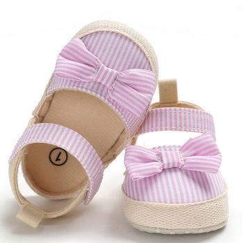 Sepatu Sandal Stripes Anak Anti-Slip  2