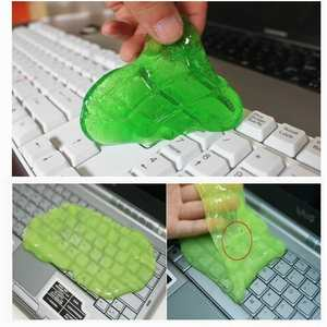 Gel-Wiper Keyboard Cleaning-Sponge-Products Clean-Tools Microfiber-Dust Magic Super-Clean