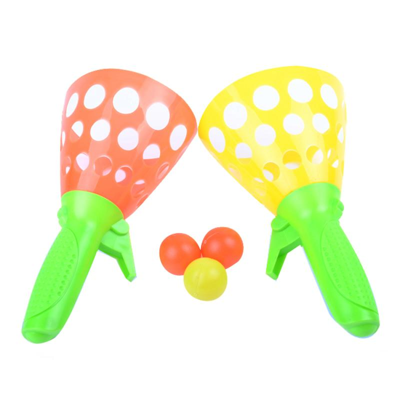 Throw The Ball Catch Ball Basket Toys Outdoor Fun & Sports For Children Gift